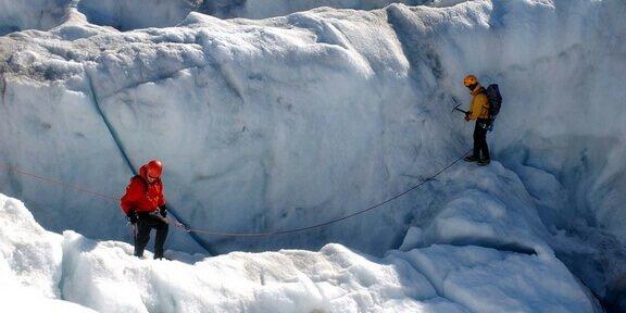 Greenland and Antarctic Ice Sheets