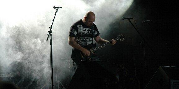 Guitarist Keith R