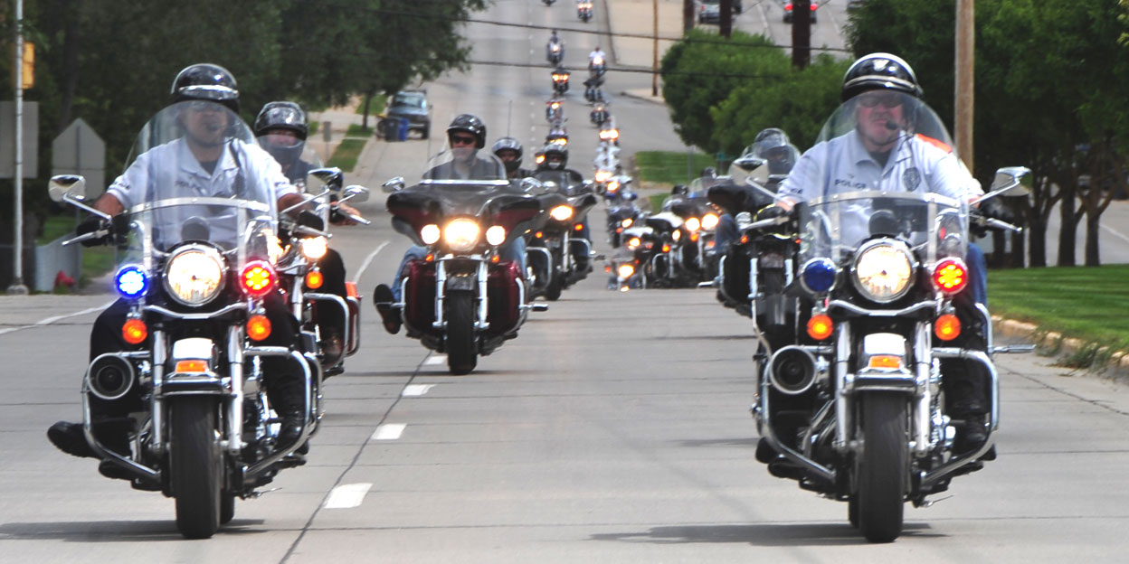 All New Traffic Cops