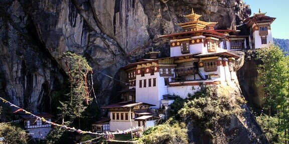Bhutan The key to joy?