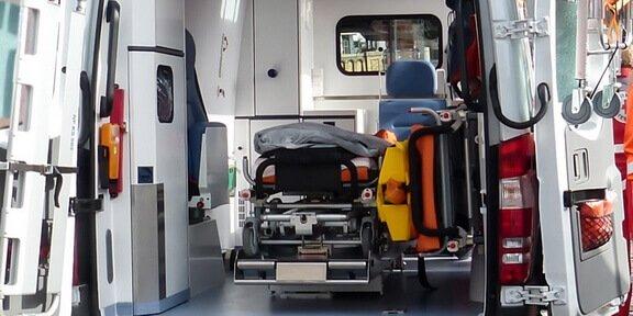 Mobile stroke units.